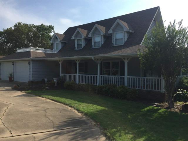 3010 Woodsprings Rd., Jonesboro, AR 72404 (MLS #10080925) :: Halsey Thrasher Harpole Real Estate Group