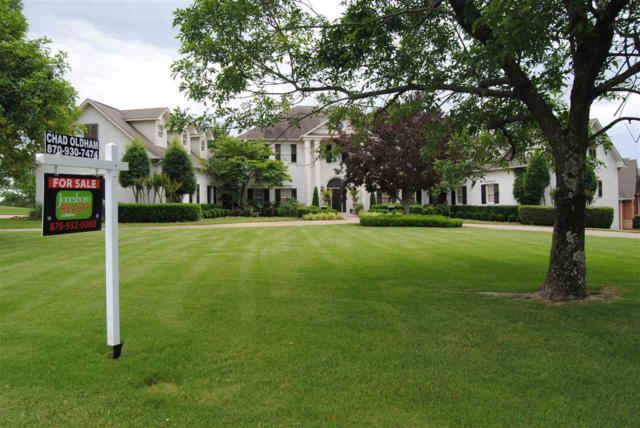 2801 Ridgepointe, Jonesboro, AR 72404 (MLS #10081144) :: Halsey Thrasher Harpole Real Estate Group