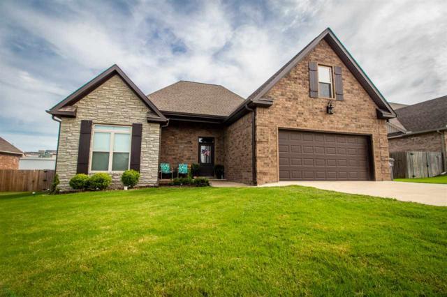 4717 Peter Trail, Jonesboro, AR 72401 (MLS #10081170) :: Halsey Thrasher Harpole Real Estate Group