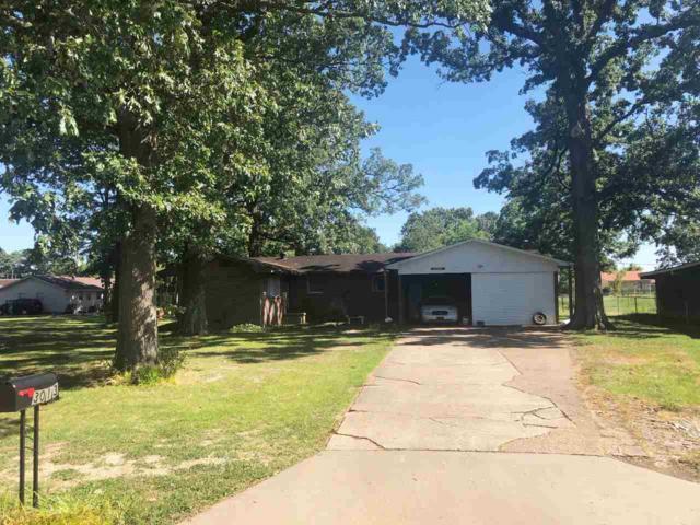 3013 Sun Ave., Jonesboro, AR 72401 (MLS #10081174) :: Halsey Thrasher Harpole Real Estate Group