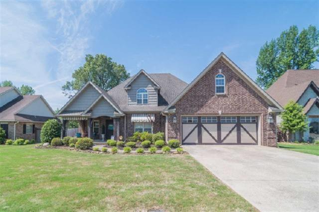 5513 Viney Creek, Jonesboro, AR 72404 (MLS #10081242) :: Halsey Thrasher Harpole Real Estate Group
