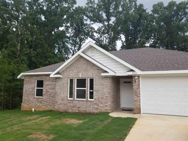2101 Alex Drive, Jonesboro, AR 72401 (MLS #10081244) :: Halsey Thrasher Harpole Real Estate Group
