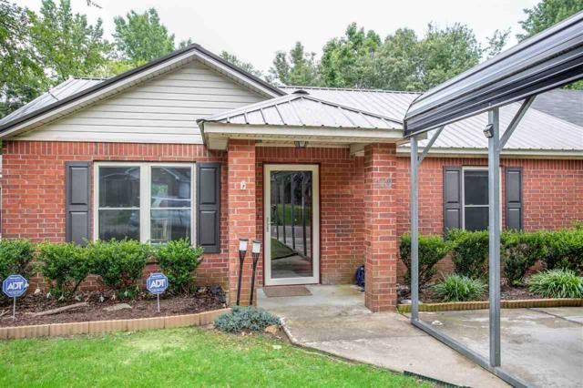 2021 Tanglewood, Jonesboro, AR 72401 (MLS #10081248) :: Halsey Thrasher Harpole Real Estate Group