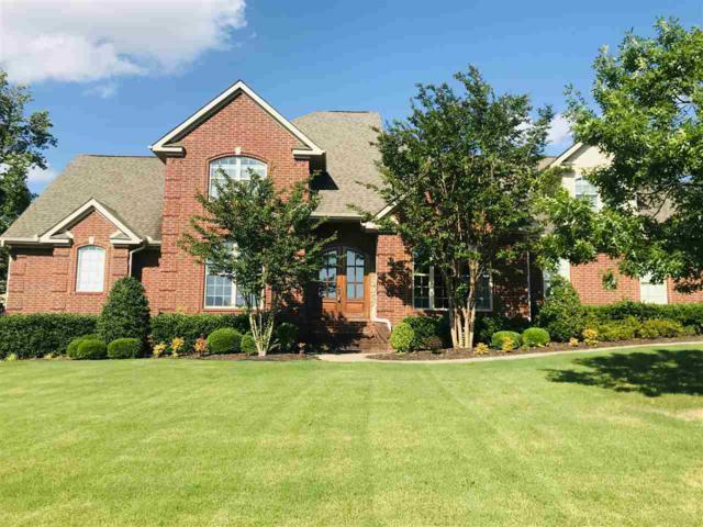 2210 Doral Dr, Jonesboro, AR 72401 (MLS #10081266) :: Halsey Thrasher Harpole Real Estate Group