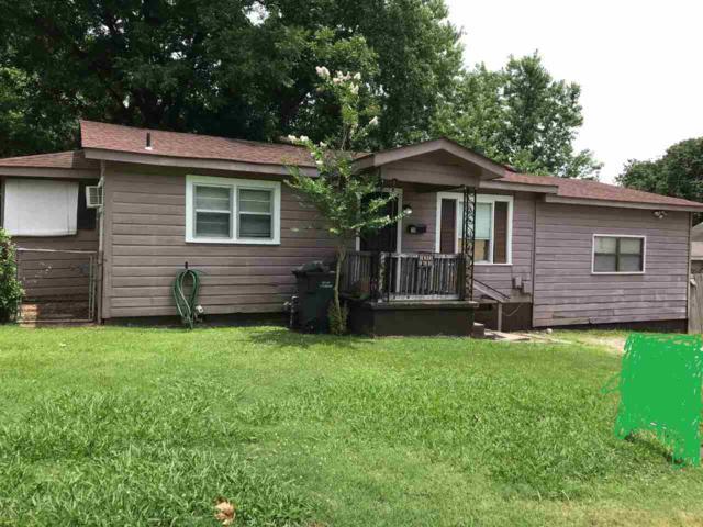 1110 Turner, Jonesboro, AR 72401 (MLS #10081343) :: Halsey Thrasher Harpole Real Estate Group