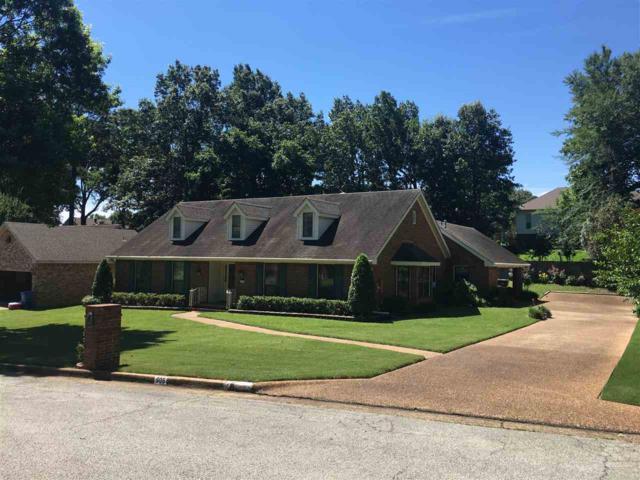 505 Old Canyon Rd, Jonesboro, AR 72404 (MLS #10081381) :: Halsey Thrasher Harpole Real Estate Group