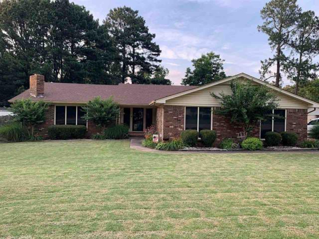 804 Shoshoni, Jonesboro, AR 72401 (MLS #10081524) :: Halsey Thrasher Harpole Real Estate Group