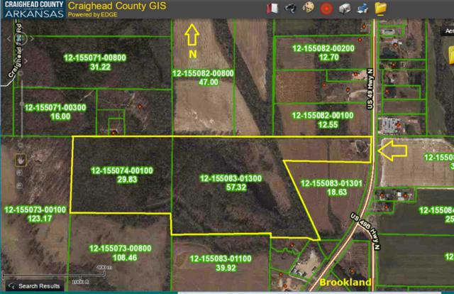 10589 Us 49, Brookland, AR 72417 (MLS #10081657) :: Halsey Thrasher Harpole Real Estate Group