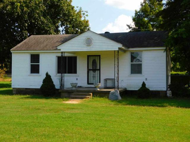1601 W Main Ext., Trumann, AR 72472 (MLS #10082045) :: Halsey Thrasher Harpole Real Estate Group