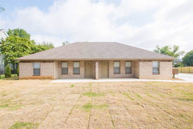 410 W Matthews, Jonesboro, AR 72401 (MLS #10082219) :: Halsey Thrasher Harpole Real Estate Group