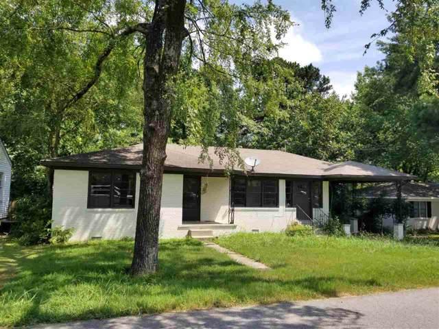 310 Campus St, Jonesboro, AR 72401 (MLS #10082251) :: Halsey Thrasher Harpole Real Estate Group