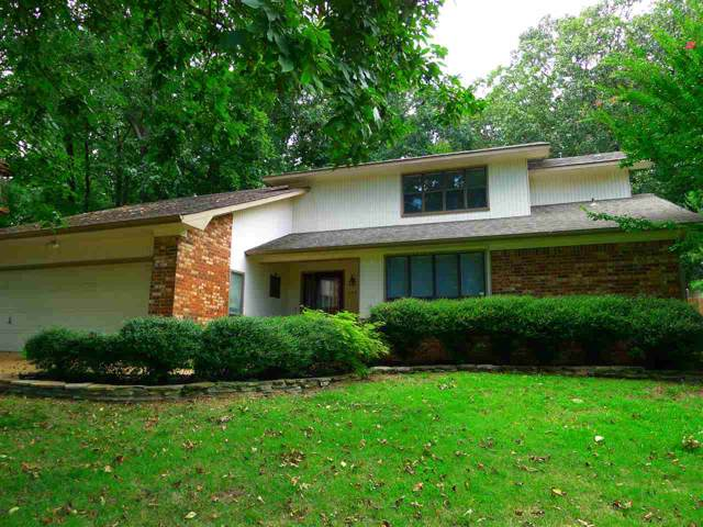 1912 Carolyn Dr, Jonesboro, AR 72404 (MLS #10082282) :: Halsey Thrasher Harpole Real Estate Group
