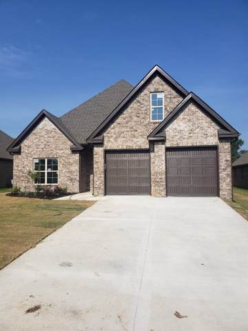 915 Sandra, Jonesboro, AR 72401 (MLS #10082287) :: Halsey Thrasher Harpole Real Estate Group