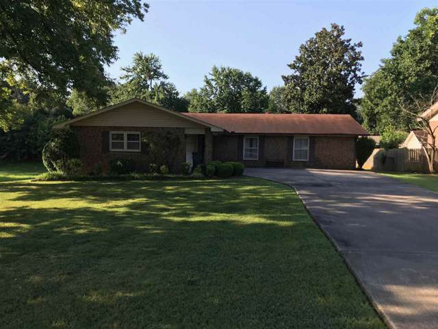 603 E Nettleton, Jonesboro, AR 72401 (MLS #10082289) :: Halsey Thrasher Harpole Real Estate Group