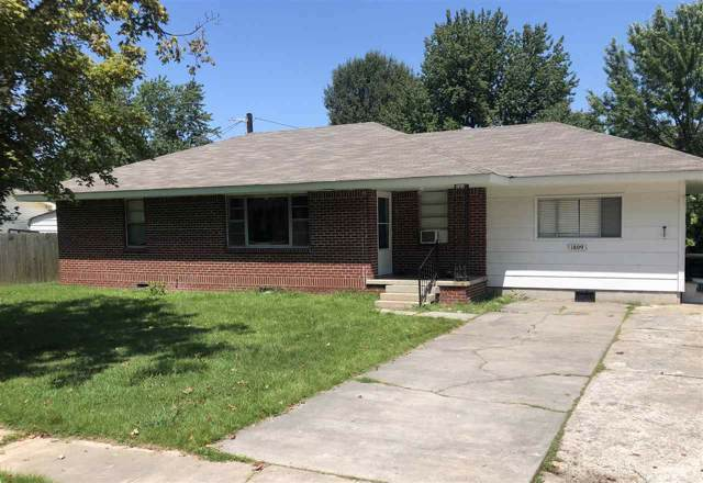 1809 Woodland, Paragould, AR 72450 (MLS #10082306) :: Halsey Thrasher Harpole Real Estate Group