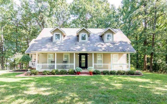 3428 Cr 318, Jonesboro, AR 72401 (MLS #10082392) :: Halsey Thrasher Harpole Real Estate Group