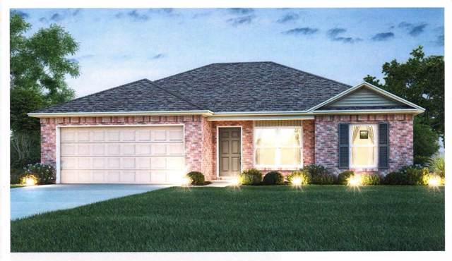 211 Cole Drive, Brookland, AR 72417 (MLS #10082510) :: Halsey Thrasher Harpole Real Estate Group