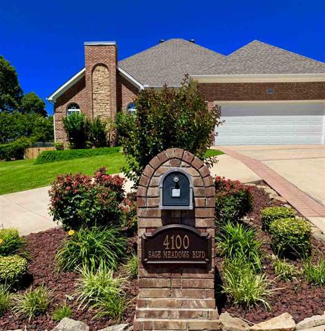 4100 Sage Meadows Blvd, Jonesboro, AR 72401 (MLS #10082537) :: Halsey Thrasher Harpole Real Estate Group
