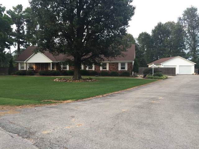 77 Cr 1412, Corning, AR 72422 (MLS #10082565) :: Halsey Thrasher Harpole Real Estate Group