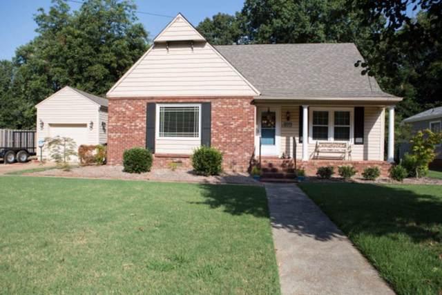 1304 Vine, Jonesboro, AR 72401 (MLS #10082653) :: Halsey Thrasher Harpole Real Estate Group