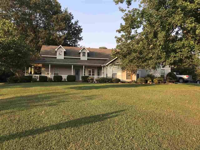 445 Greene 965 Rd, Paragould, AR 72450 (MLS #10082667) :: Halsey Thrasher Harpole Real Estate Group