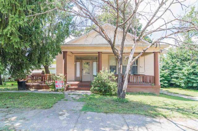 807 Flint St., Jonesboro, AR 72401 (MLS #10082709) :: Halsey Thrasher Harpole Real Estate Group