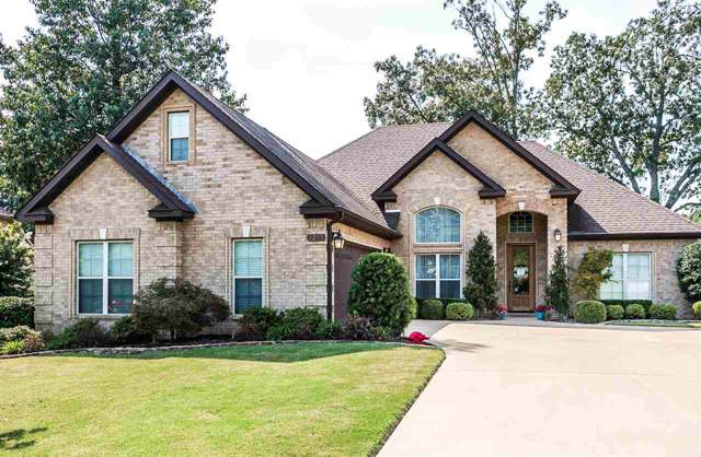 5205 Providence Circle, Jonesboro, AR 72404 (MLS #10082775) :: Halsey Thrasher Harpole Real Estate Group