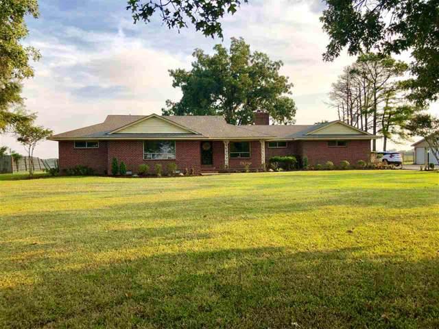 3011 E County Road 262, Blytheville, AR 72315 (MLS #10082781) :: Halsey Thrasher Harpole Real Estate Group
