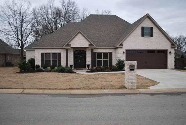 804 Gloucester Cove, Jonesboro, AR 72401 (MLS #10082789) :: Halsey Thrasher Harpole Real Estate Group