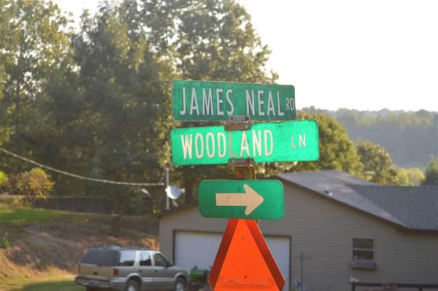 Lots 3, 4 & 5 Woodland Ln., Harrisburg, AR 72432 (MLS #10082819) :: Halsey Thrasher Harpole Real Estate Group