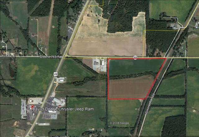 51.5 acres S Hwy 69, Paragould, AR 72450 (MLS #10083022) :: Halsey Thrasher Harpole Real Estate Group