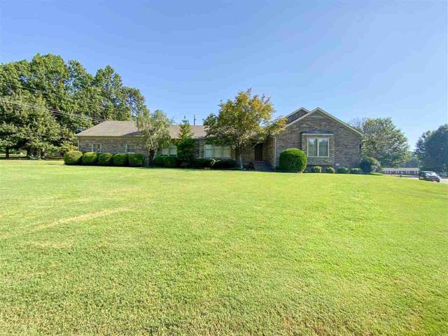 1409 Clover, Paragould, AR 72450 (MLS #10083051) :: Halsey Thrasher Harpole Real Estate Group