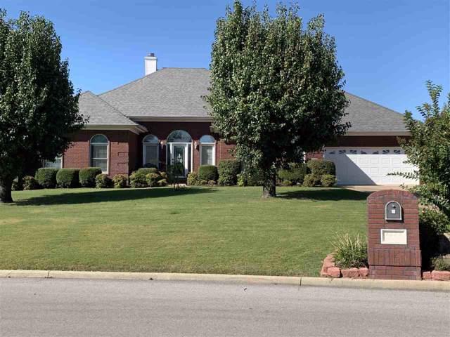 3525 Bolt, Jonesboro, AR 72401 (MLS #10083104) :: Halsey Thrasher Harpole Real Estate Group
