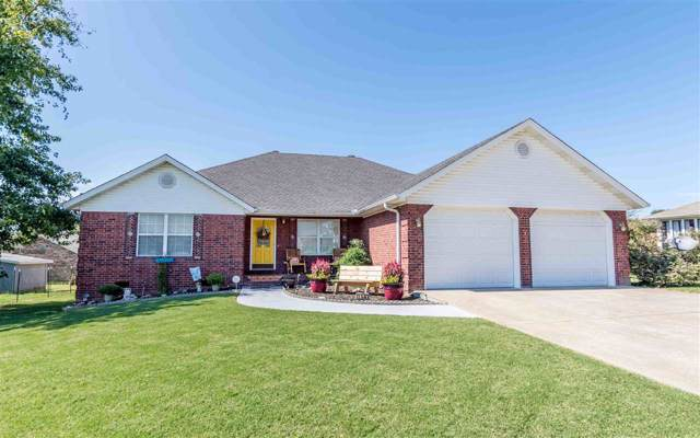 306 S Center Hill Road, Paragould, AR 72450 (MLS #10083167) :: Halsey Thrasher Harpole Real Estate Group