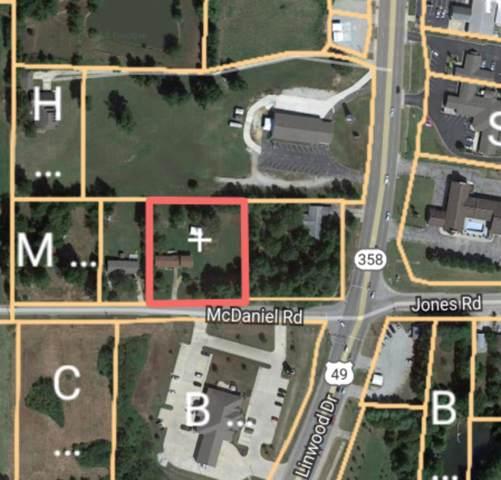 2907 Mcdaniel, Paragould, AR 72450 (MLS #10083178) :: Halsey Thrasher Harpole Real Estate Group