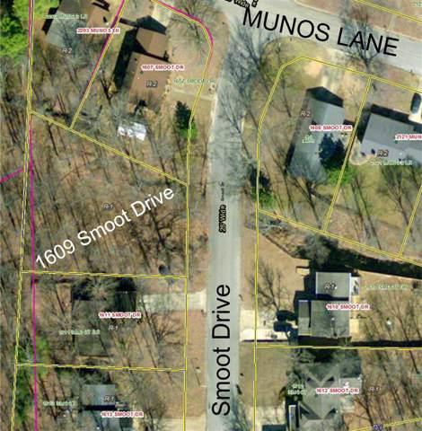 1609 Smoot, Jonesboro, AR 72401 (MLS #10083293) :: Halsey Thrasher Harpole Real Estate Group