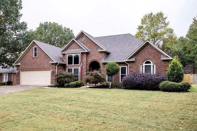 3907 Brandywine, Jonesboro, AR 72404 (MLS #10083414) :: Halsey Thrasher Harpole Real Estate Group