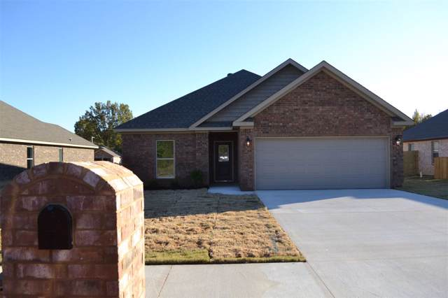 110 Brookvale, Brookland, AR 72417 (MLS #10083543) :: Halsey Thrasher Harpole Real Estate Group