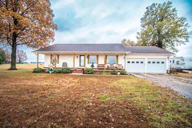 964 Cr 951 Road, Brookland, AR 72417 (MLS #10083585) :: Halsey Thrasher Harpole Real Estate Group