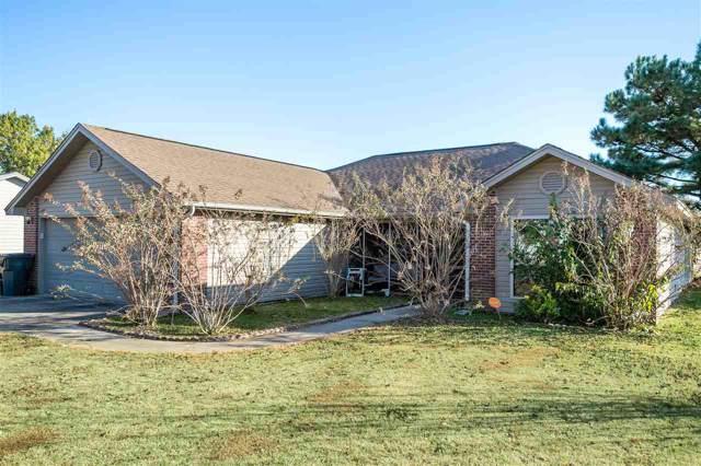 3415 Colony, Jonesboro, AR 72404 (MLS #10083611) :: Halsey Thrasher Harpole Real Estate Group