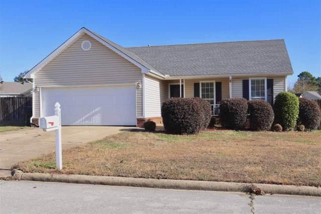 4004 Sandstone, Jonesboro, AR 72401 (MLS #10083614) :: Halsey Thrasher Harpole Real Estate Group