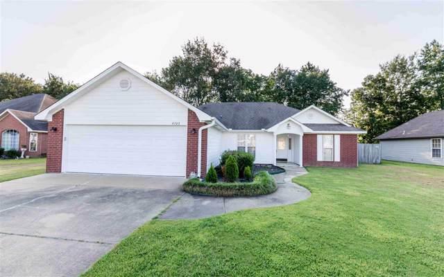 4725 Lonoke, Jonesboro, AR 72404 (MLS #10083695) :: Halsey Thrasher Harpole Real Estate Group