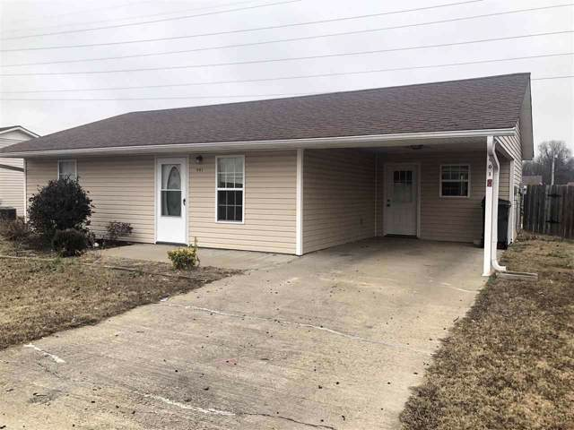 901 N 9th Ave, Paragould, AR 72450 (MLS #10084067) :: Halsey Thrasher Harpole Real Estate Group