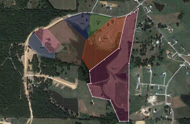 Tract 1 Terra Hills Phase Vl, Jonesboro, AR 72405 (MLS #10084301) :: Halsey Thrasher Harpole Real Estate Group
