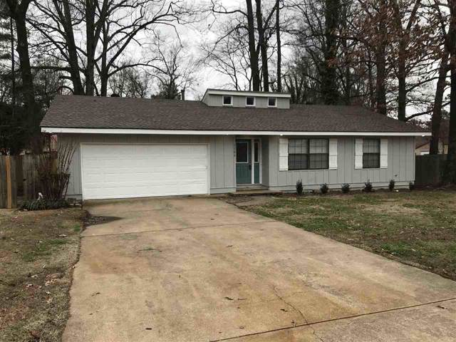 1106 Rainwood, Jonesboro, AR 72401 (MLS #10084626) :: Halsey Thrasher Harpole Real Estate Group