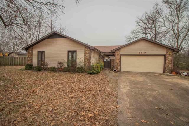 3310 Bonnie Circle, Jonesboro, AR 72404 (MLS #10084633) :: Halsey Thrasher Harpole Real Estate Group
