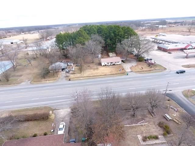 146 Hwy 167 North, Bald Knob, AR 72010 (MLS #10084666) :: Halsey Thrasher Harpole Real Estate Group
