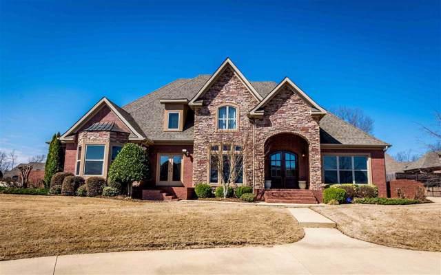 3513 Oakmont Drive, Jonesboro, AR 72404 (MLS #10084678) :: Halsey Thrasher Harpole Real Estate Group