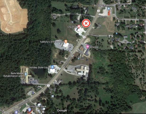 1508 Linwood, Paragould, AR 72450 (MLS #10084869) :: Halsey Thrasher Harpole Real Estate Group