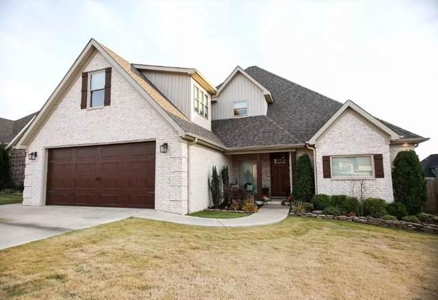 4809 Glenneagles Drive, Jonesboro, AR 72401 (MLS #10084961) :: Halsey Thrasher Harpole Real Estate Group